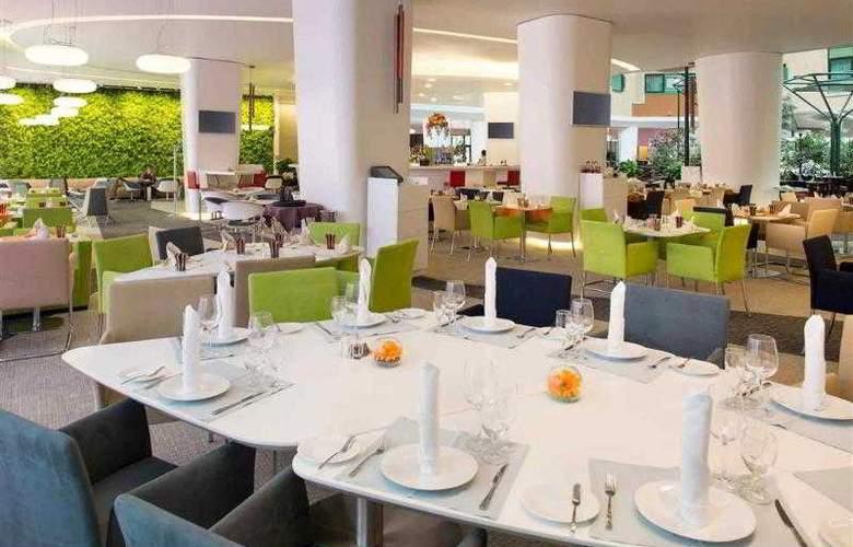 Novotel Moscow Sheremetyevo Airport - Restaurant - 45