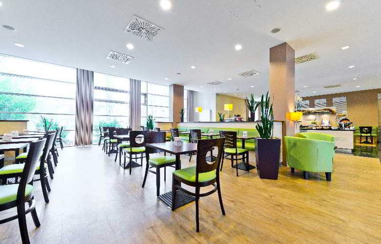 Holiday Inn Express Frankfurt-Messe - Restaurant - 17