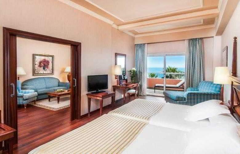 Elba Estepona Gran Hotel & Thalasso Spa - Room - 17