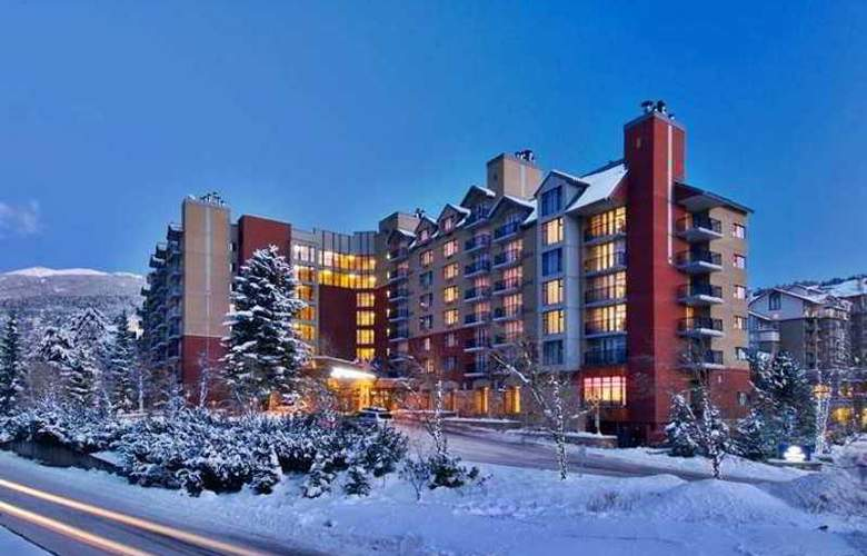 Hilton Whistler Resort & Spa - Hotel - 0