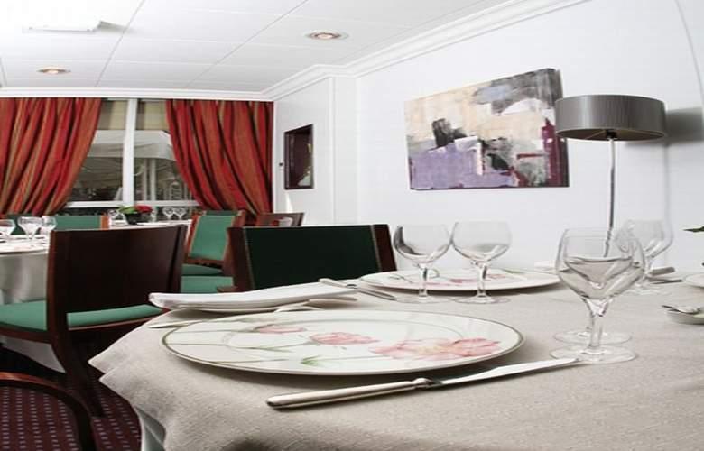 Axotel Perrache - Restaurant - 11