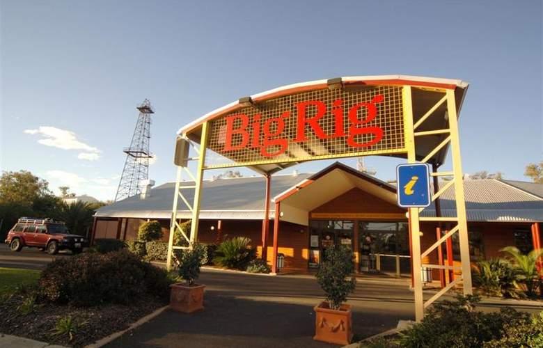 Best Western Bungil Creek Motel - Hotel - 28