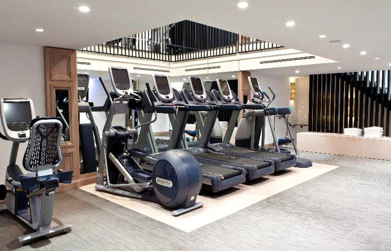 Hilton Vienna Plaza - Sport - 21