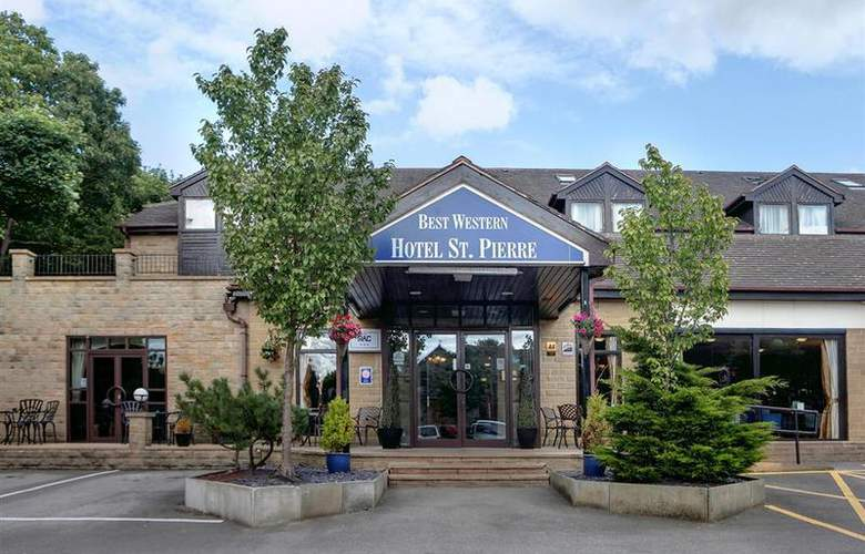 Best Western Hotel St Pierre - Hotel - 37