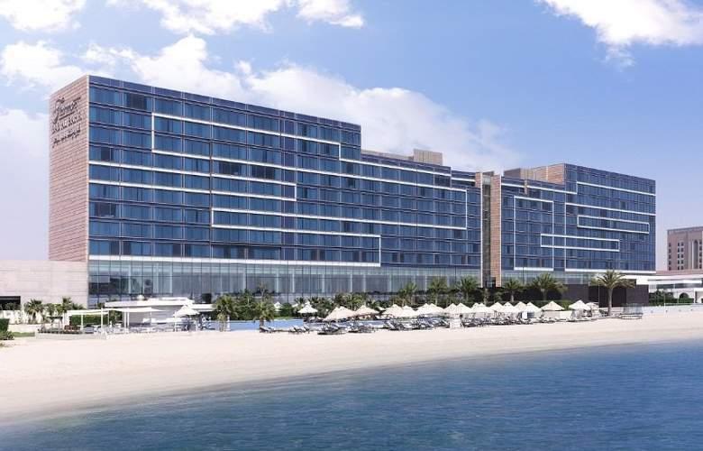 Fairmont Bab Al Bahr Abu Dhabi - Hotel - 1