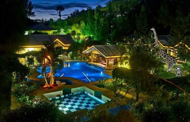 Deep Forest Garden Hotel - Hotel - 0