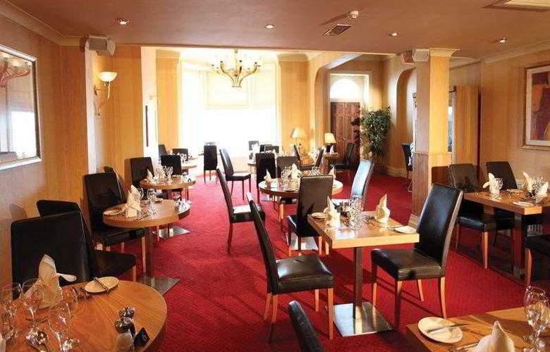 Best Western Glendower - Hotel - 17
