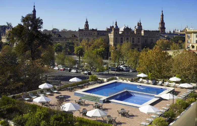 Meliá Sevilla - Pool - 3