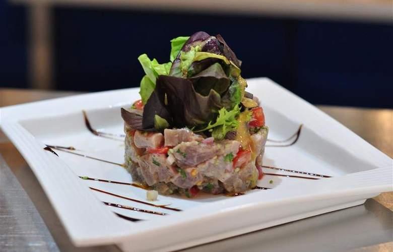 Best Western Bordeaux Aeroport - Restaurant - 74