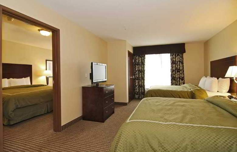 Comfort Suites Rapid City - Room - 4