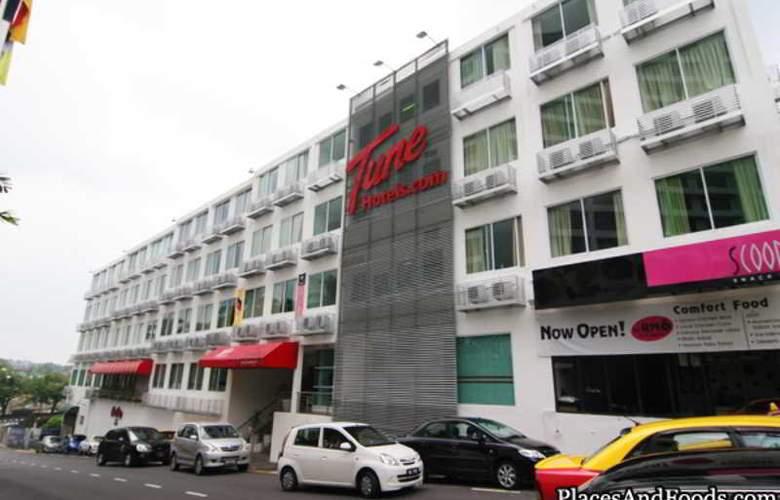 Tune Hotel - Waterfront Kuching - Hotel - 3