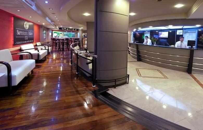 Sarmiento Palace Hotel - Hotel - 0