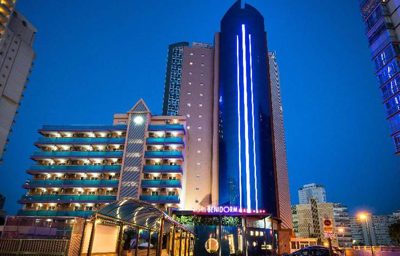 Benidorm Plaza - Hotel - 12