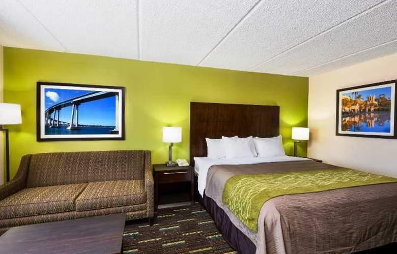 Comfort Inn Chula Vista - Room - 9