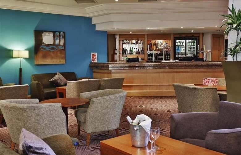 Best Western Stoke-On-Trent Moat House - Bar - 91