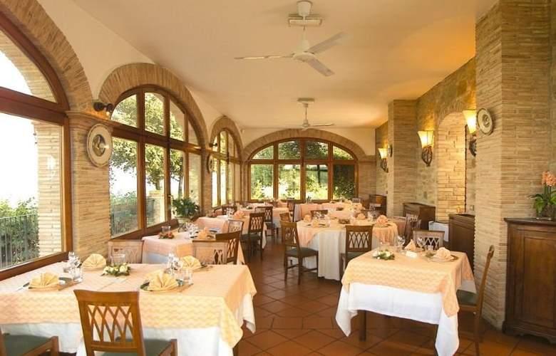 Poggio Degli Olivi - Restaurant - 1