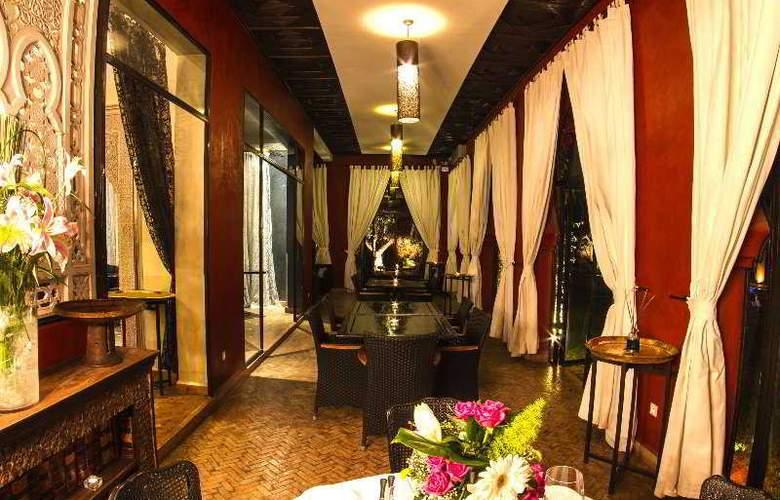 Palais El Miria - Restaurant - 5