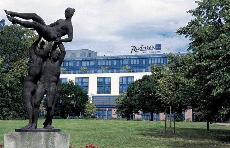 Radisson Blu Hotel Fuerst Leopold - Hotel - 0