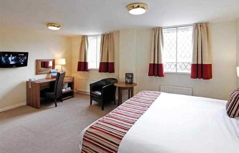 Mercure Wolverhampton Goldthorn Hotel - Hotel - 31