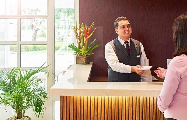 Novotel Manaus - Hotel - 12