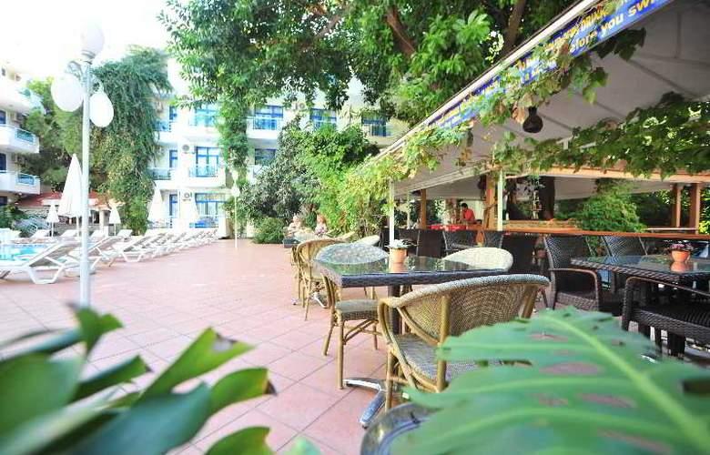 Merhaba Hotel - Terrace - 17