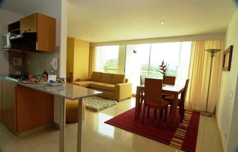 Affinity Aparta Hotel - Room - 1