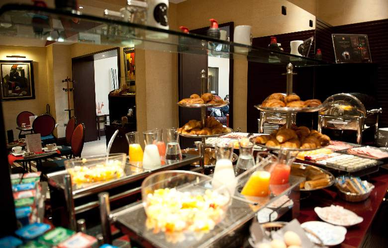Waldorf Trocadero - Restaurant - 20