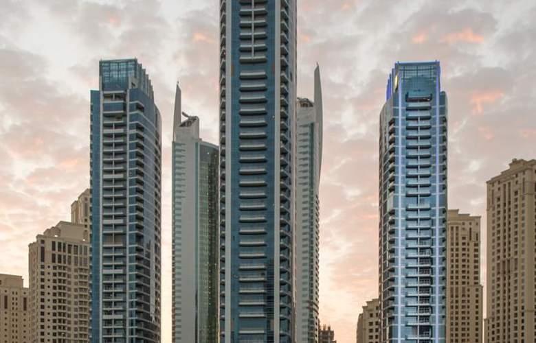 Intercontinental Dubai Marina - Building - 0