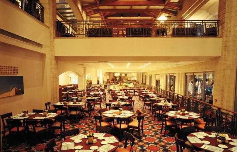 Golden Crown - Nazareth - Restaurant - 7