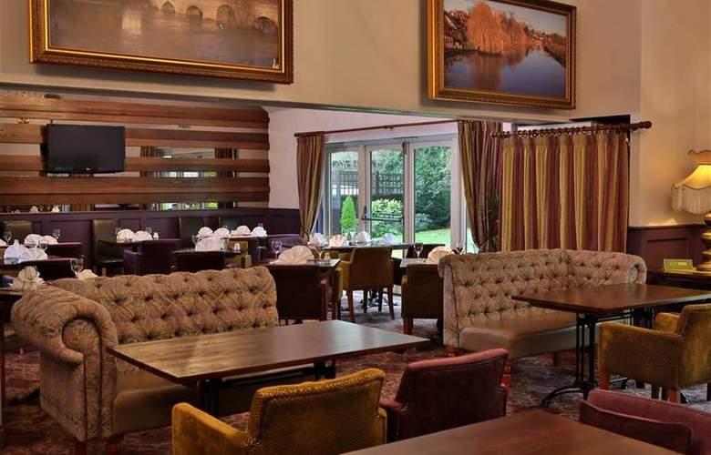 Best Western Henley Hotel - Restaurant - 124