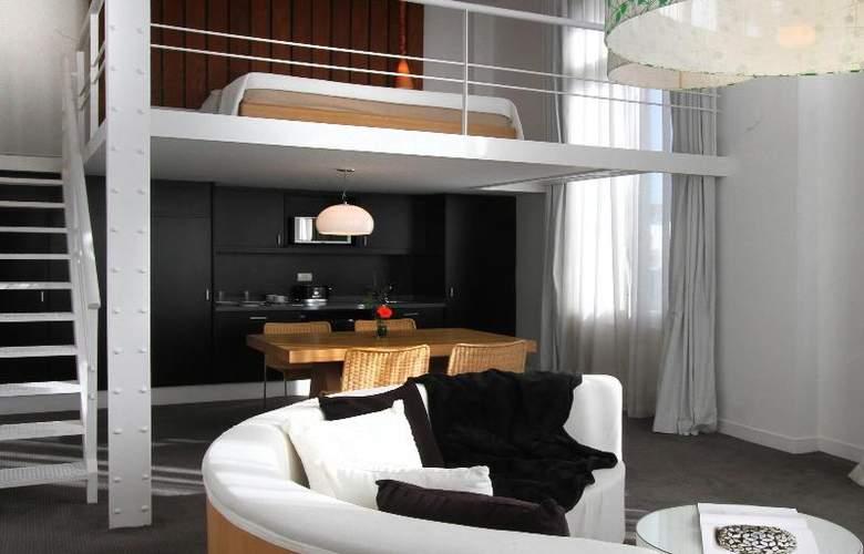 HTL 9 de Julio Bs As - Hotel - 21