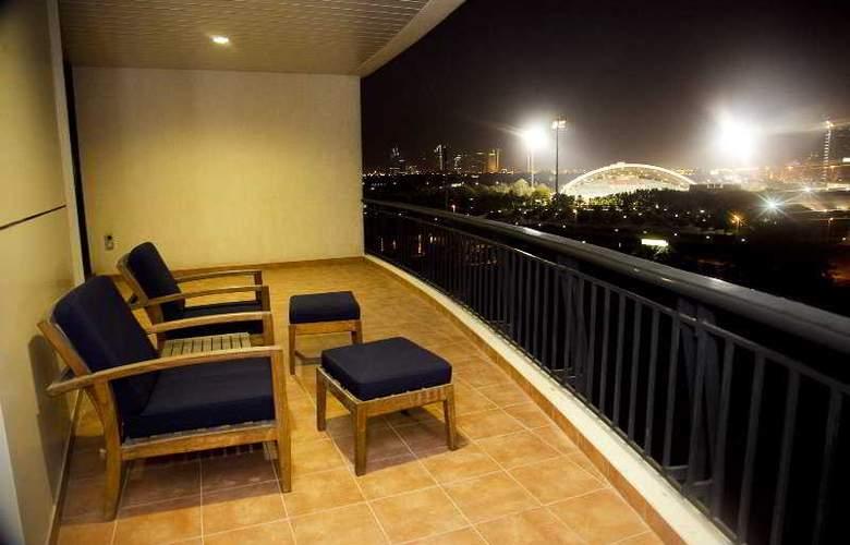 Park Hotel Apartment - Terrace - 12