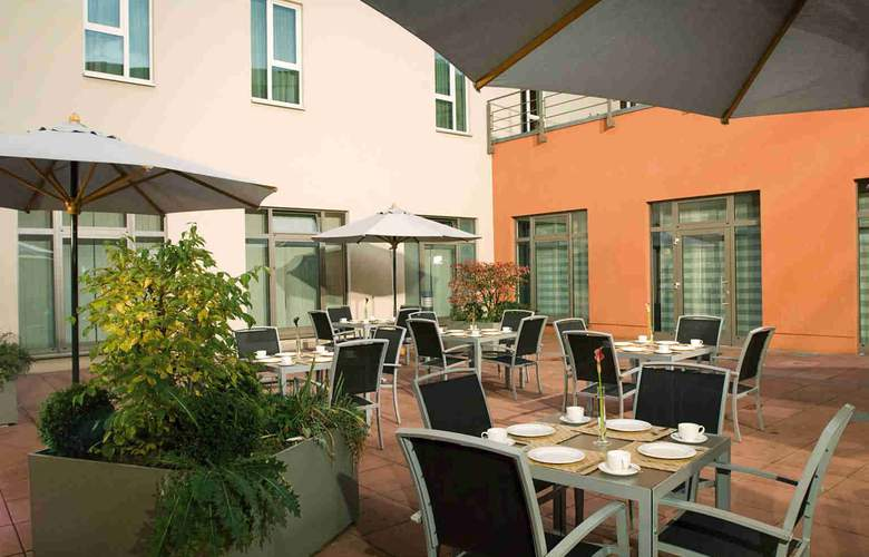 NH Collection Nurnberg City - Terrace - 7