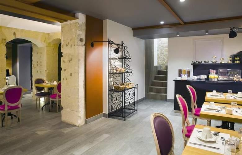 Best Western Premier Marais Grands Boulevards - Restaurant - 22