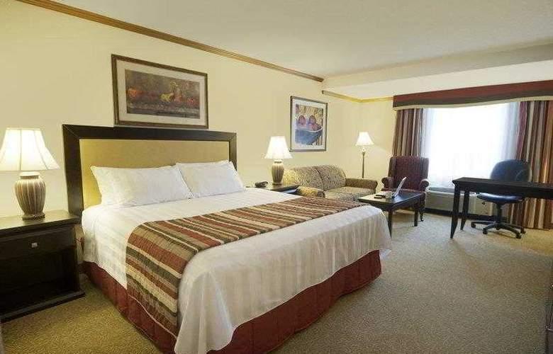 Best Western Port O'Call Hotel Calgary - Hotel - 40