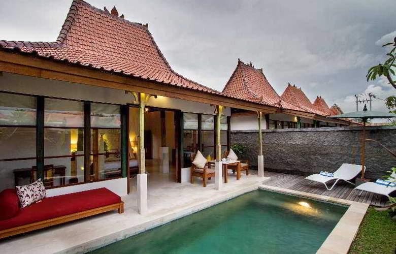 Alam Bidadari Seminyak Villas & Spa - Pool - 2