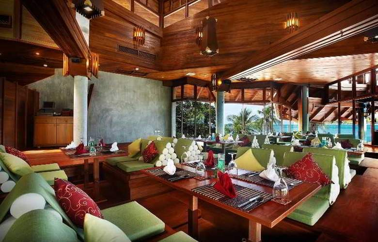 Nora Buri Resort & Spa - Restaurant - 21