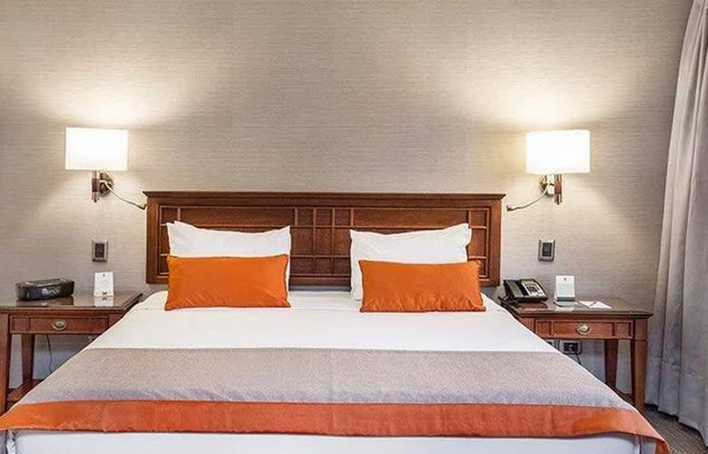 Plaza El Bosque Ebro - Room - 14