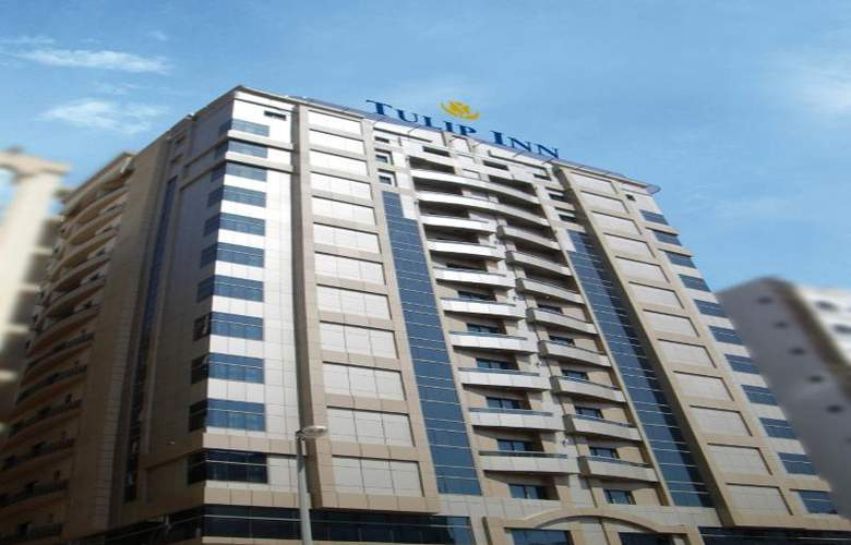 Tulip Inn Hotel Apartments Sharjah - Hotel - 3