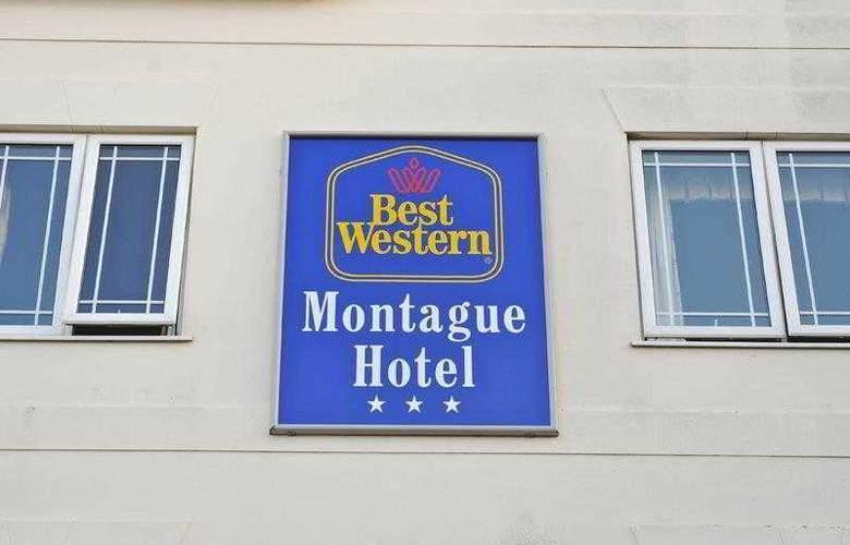 Best Western Montague Hotel - Hotel - 23