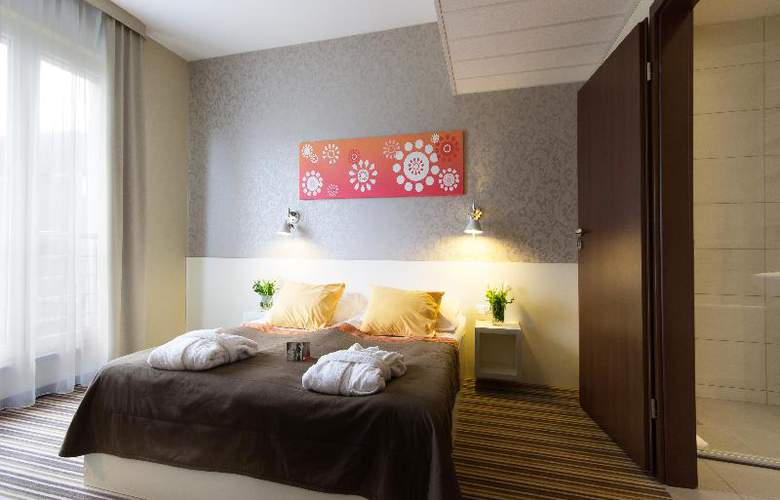 Park Hotel Diament Wroclaw - Room - 17