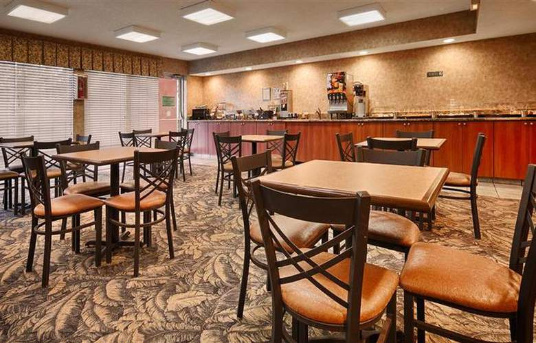 Best Western Pride Inn & Suites - Restaurant - 58