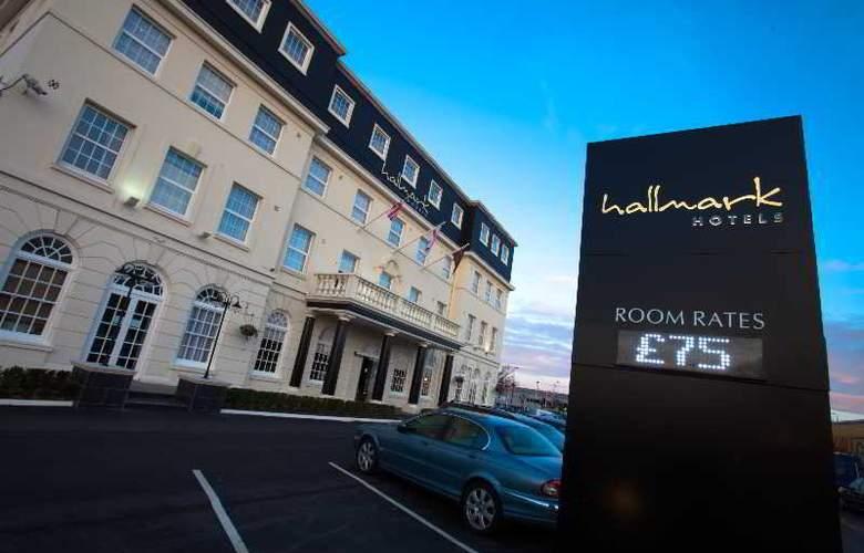 Hallmark London Croydon Aerodrome - Hotel - 6
