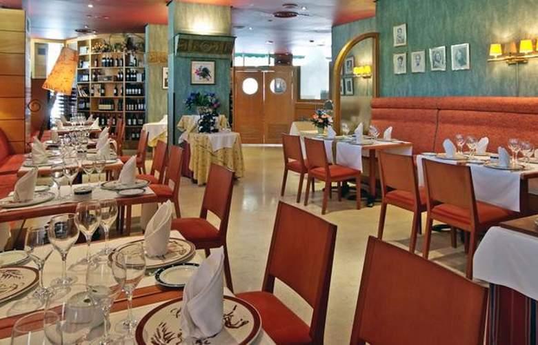Tryp Valladolid Sofía Parquesol - Restaurant - 19