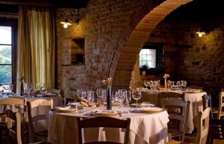 Ca Virginia Country House & Welness - Restaurant - 10
