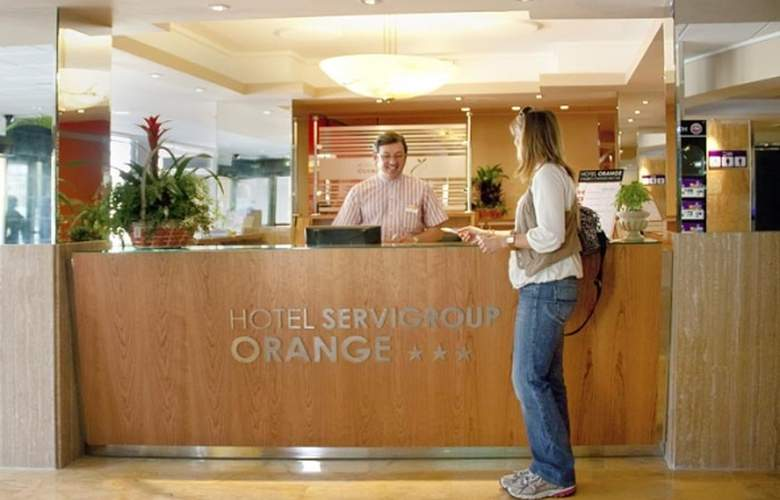 Servigroup Orange - Hotel - 7