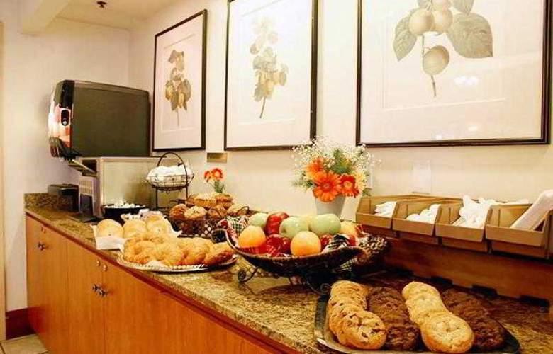 Comfort Inn & Suites San Francisco Airport North - Bar - 7