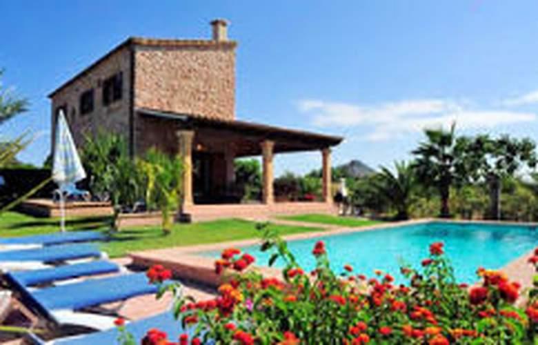 Villa Les Oliveres - Pool - 2