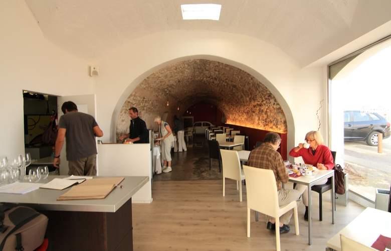 Petit Hotel Hostatgeria Sant Salvador - Restaurant - 20