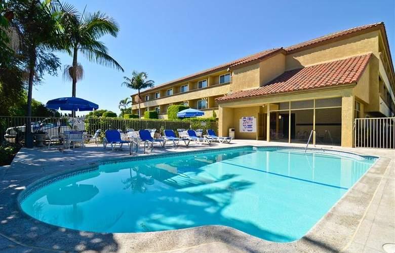 Best Western Newport Mesa Hotel - Pool - 118